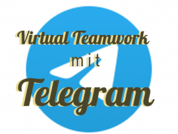 Webinar Telegram © Sylvia NiCKEL