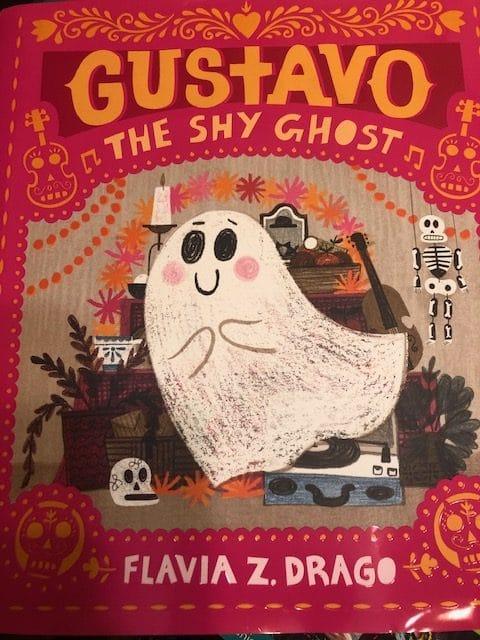 Gustavo the Shy Ghost by Drago