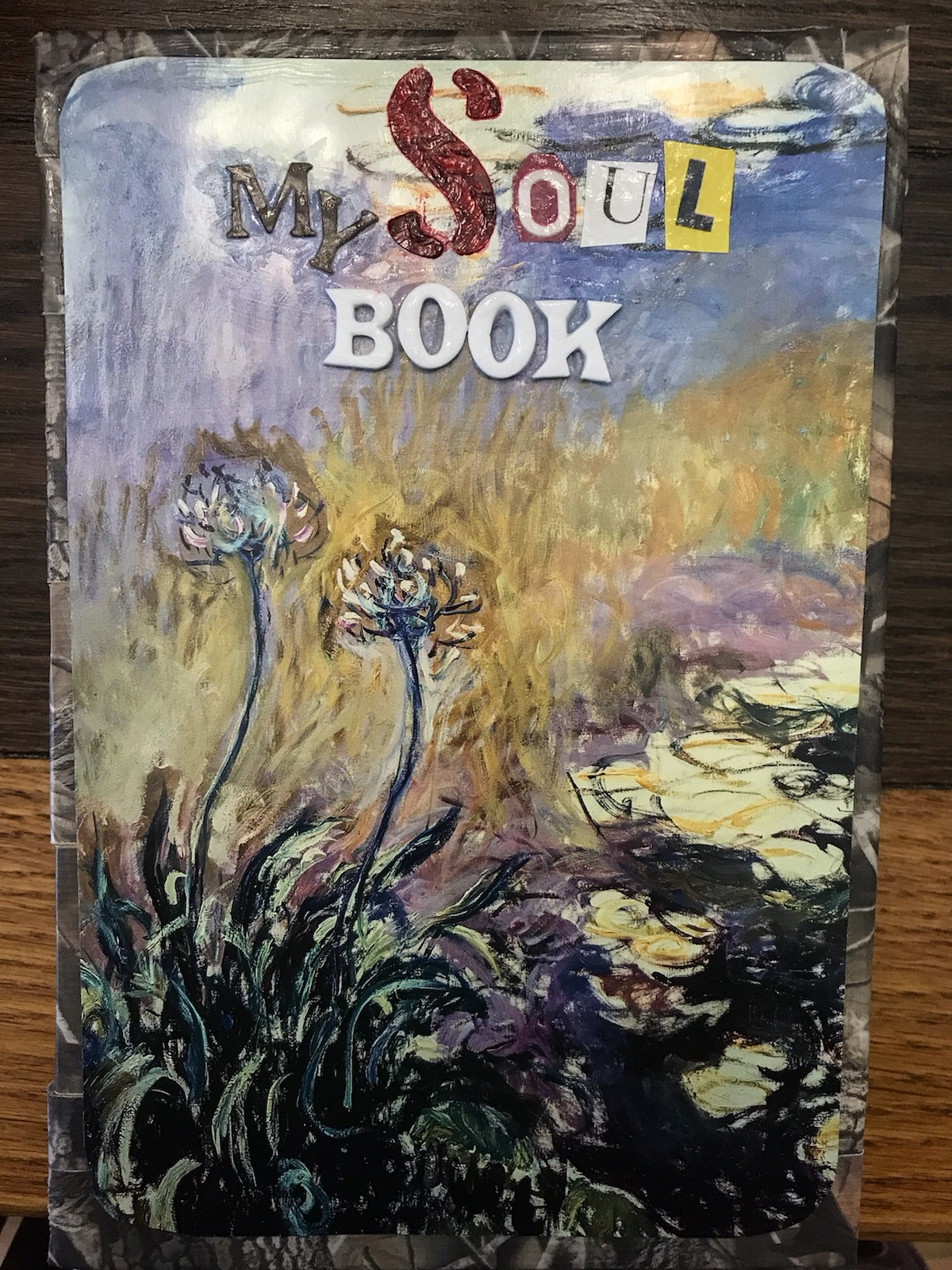 SoulBook cover page