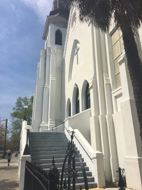 Emanuel AME Front View