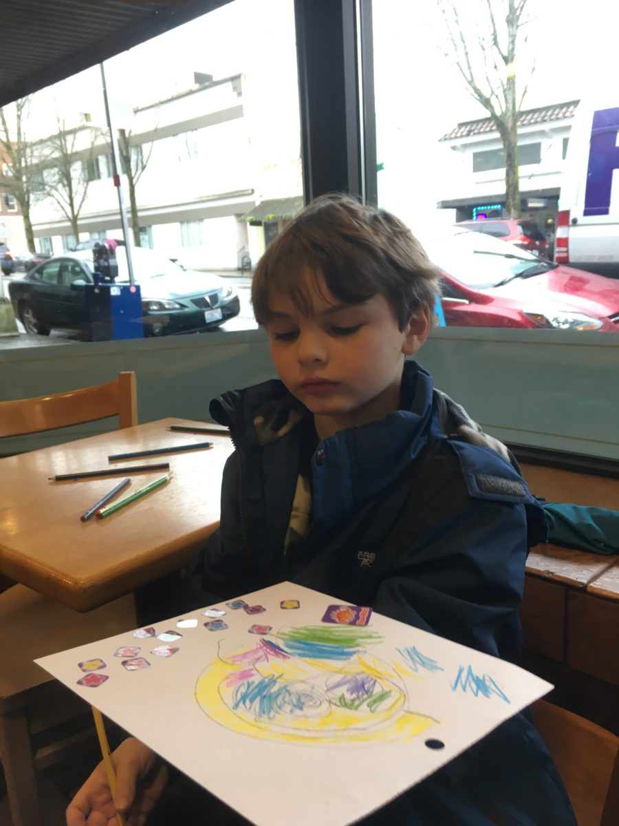 STORY WONDERS: EQUITY DAY WITH KIDS