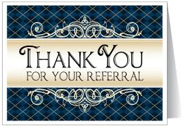 referral ty
