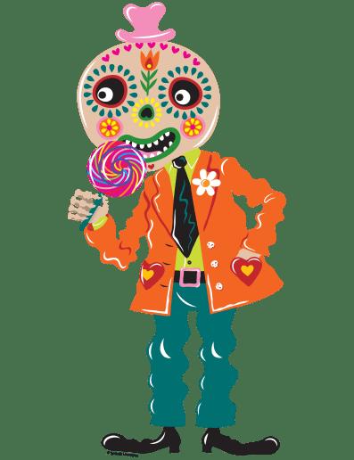 Lollypop by Lyuda Lavrentyeva