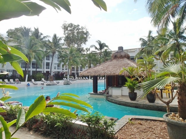 Peppers Beach Club Palm Cove Pool