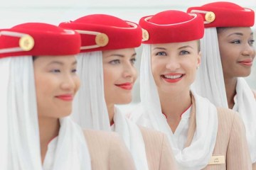 Emirates staff