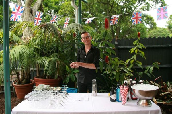 British Airways Garden Party