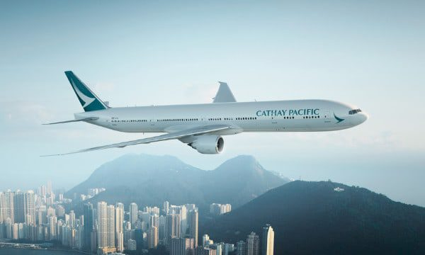 Travel Agent Cathay Pacific 2