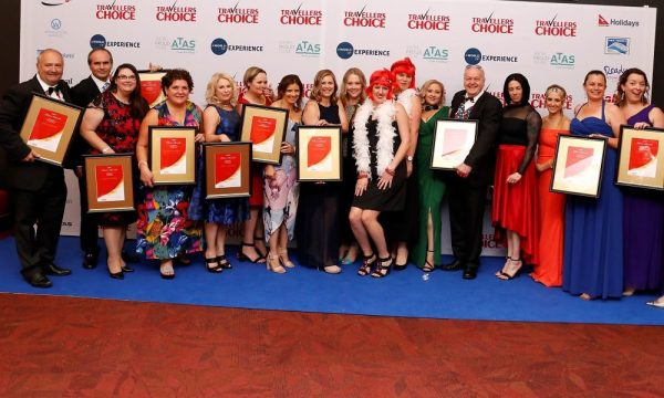 Travellers Choice Gold Choice Award Winners