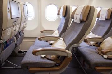 SAA Seats 3