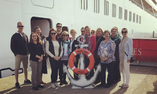 Travel Agent Viking Cruises