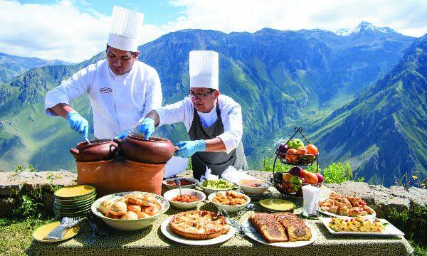 South America Belmond food 1