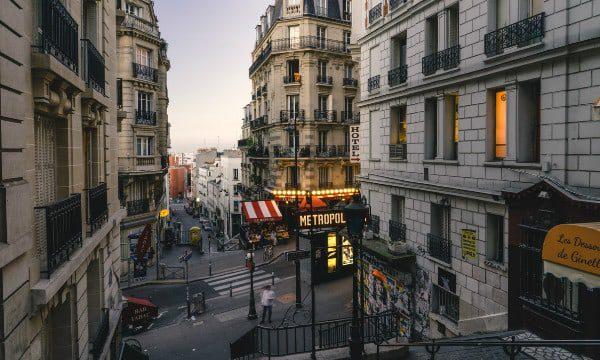 Paris Streets 3