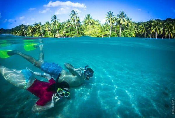 Captain Cook Cruises Fiji Snorkeling