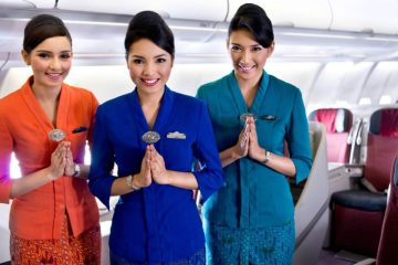 Garuda Indonesia feature