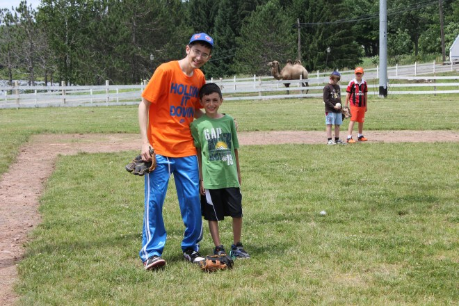 sports mentoring - kars for kids