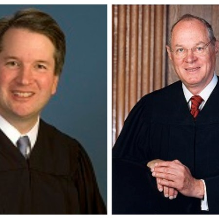 Brett Kavanaugh Anthony Kennedy