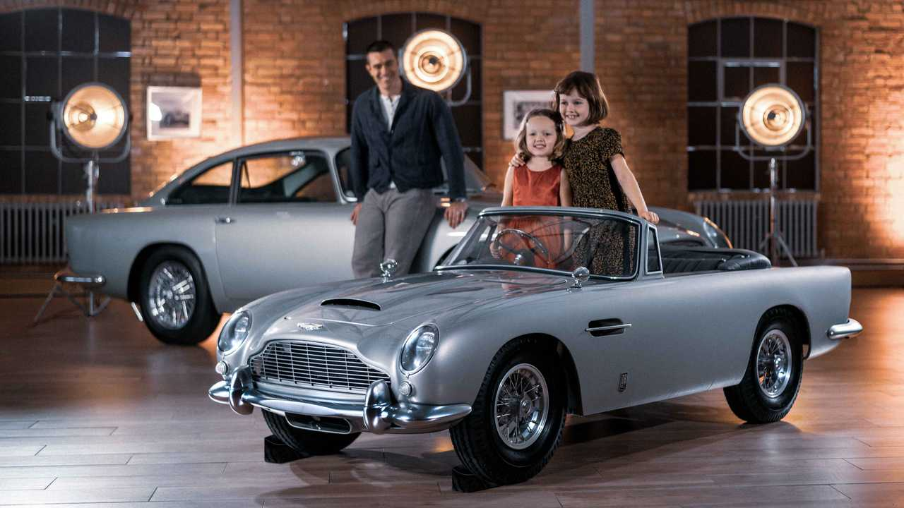 aston martin db5 junior