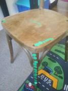 11h00 - Décoration de chaise