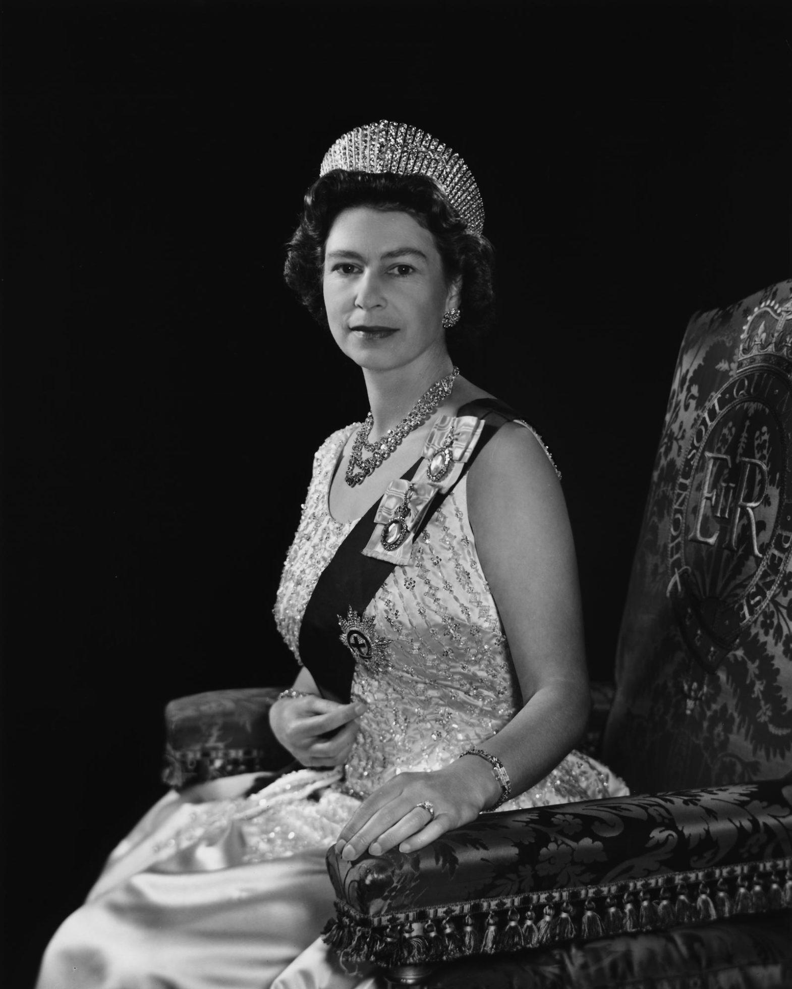 Queen Elizabeth Ii  Yousuf Karsh