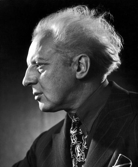 Leopold Stokowski – Yousuf Karsh