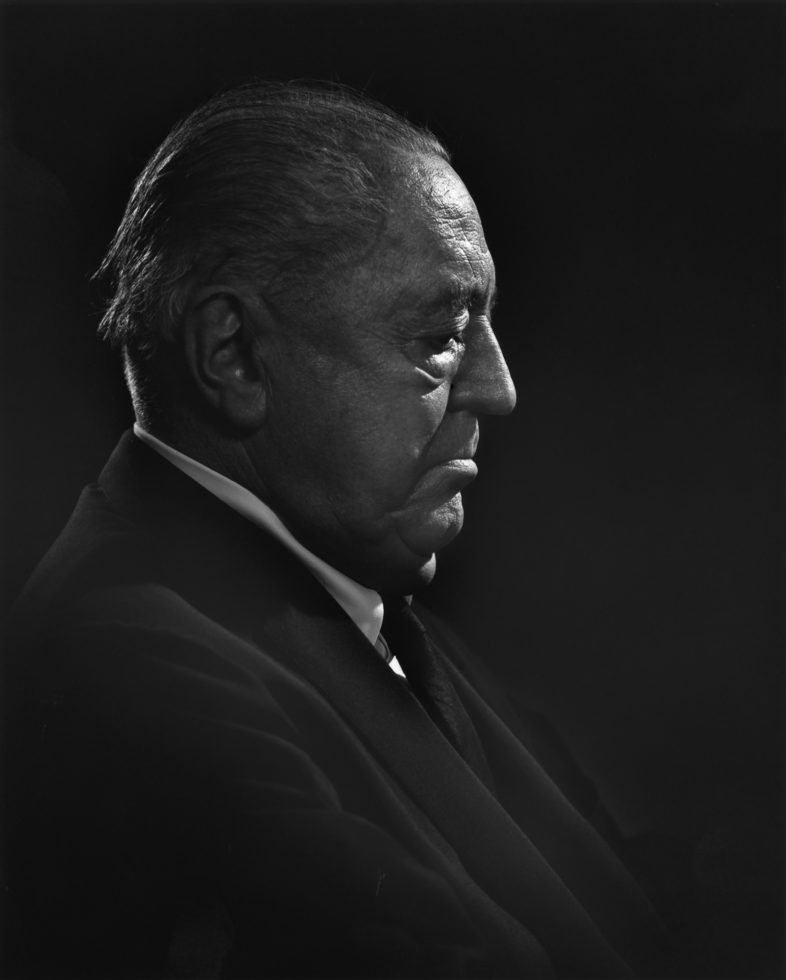 Ludwig Mies van der Rohe  Yousuf Karsh