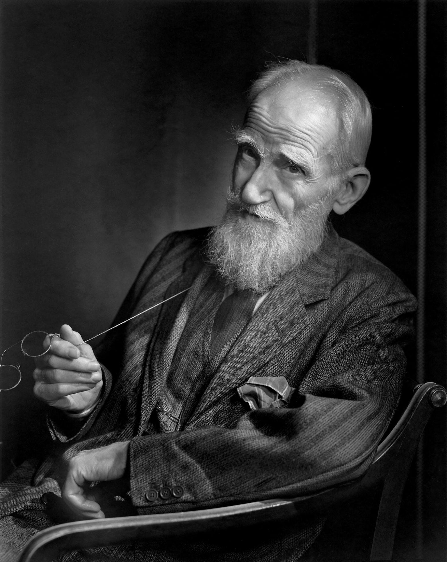 Resultado de imagem para George Bernard Shaw