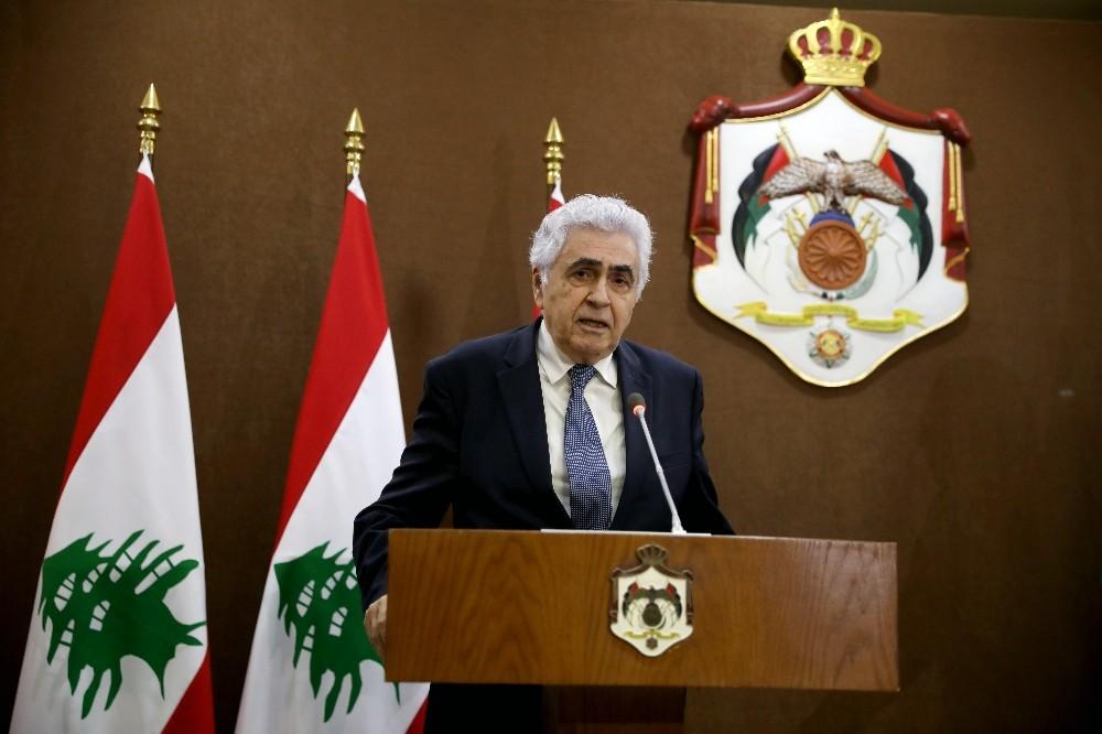 Lübnan Dışişleri Bakanı Hitti istifa etti