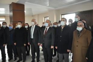 Kars'ta Aile Sağlığı Merkezi'nin açılışı yapıldı