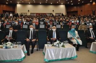 Binali Yıldırım, Kafkas Üniversitesi Akademik yılı açılışına katıldı