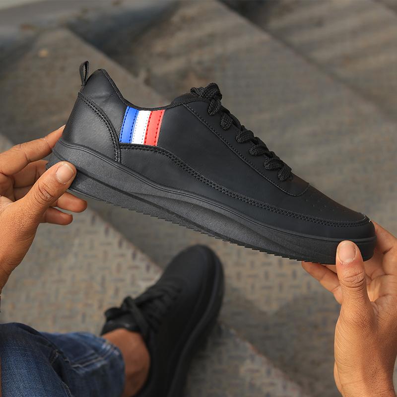 Black sneakers Karsoletti 2