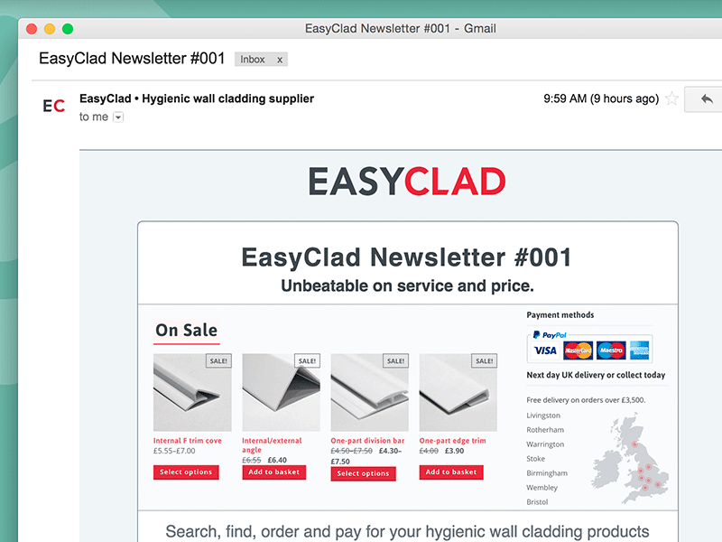easyclad-newsletter