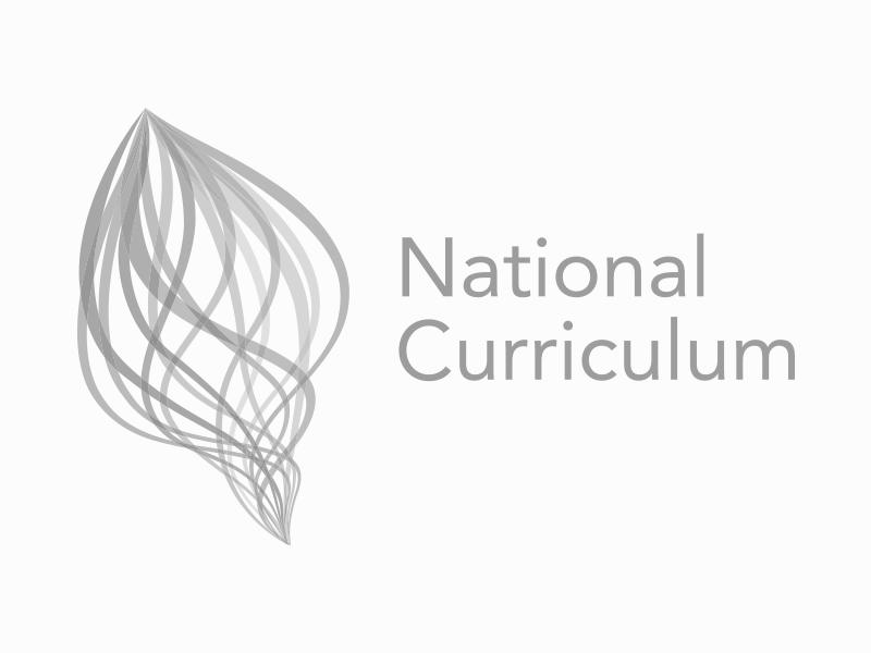 National Curriculum logo.