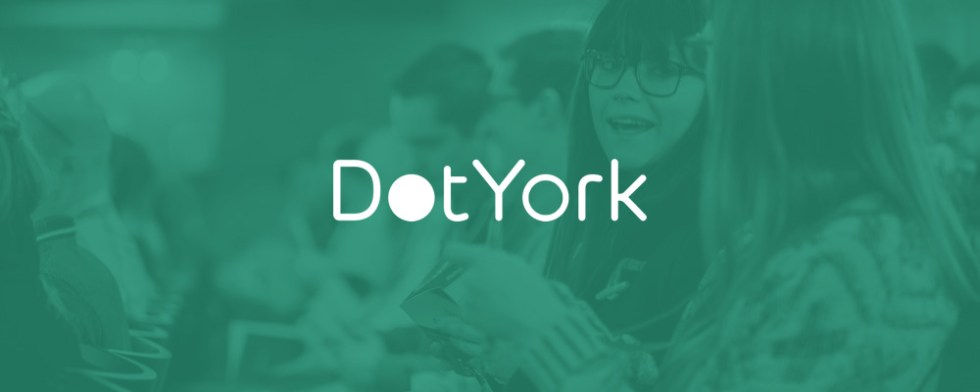 DotYork blog post hero graphic.