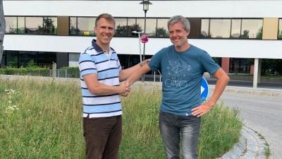 Dieter Janecek und Karsten Voges
