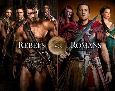 Spartacus: Venganza