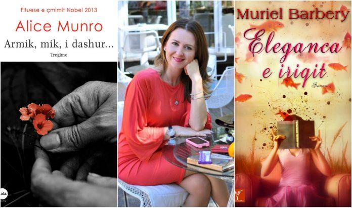 Disa ide nga Arlinda Dudaj për librat që duhet ti dhuroni mamave dhe mësuesve