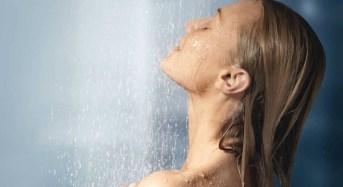 Τα οφέλη από την εναλλαγή ζεστού και κρύου νερού στο μπάνιο