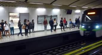 Βόμβα μικροβίων το μετρό – Μία διαδρομή αρκεί για να «μαζέψει» κανείς όλα τα βακτήρια της πόλης