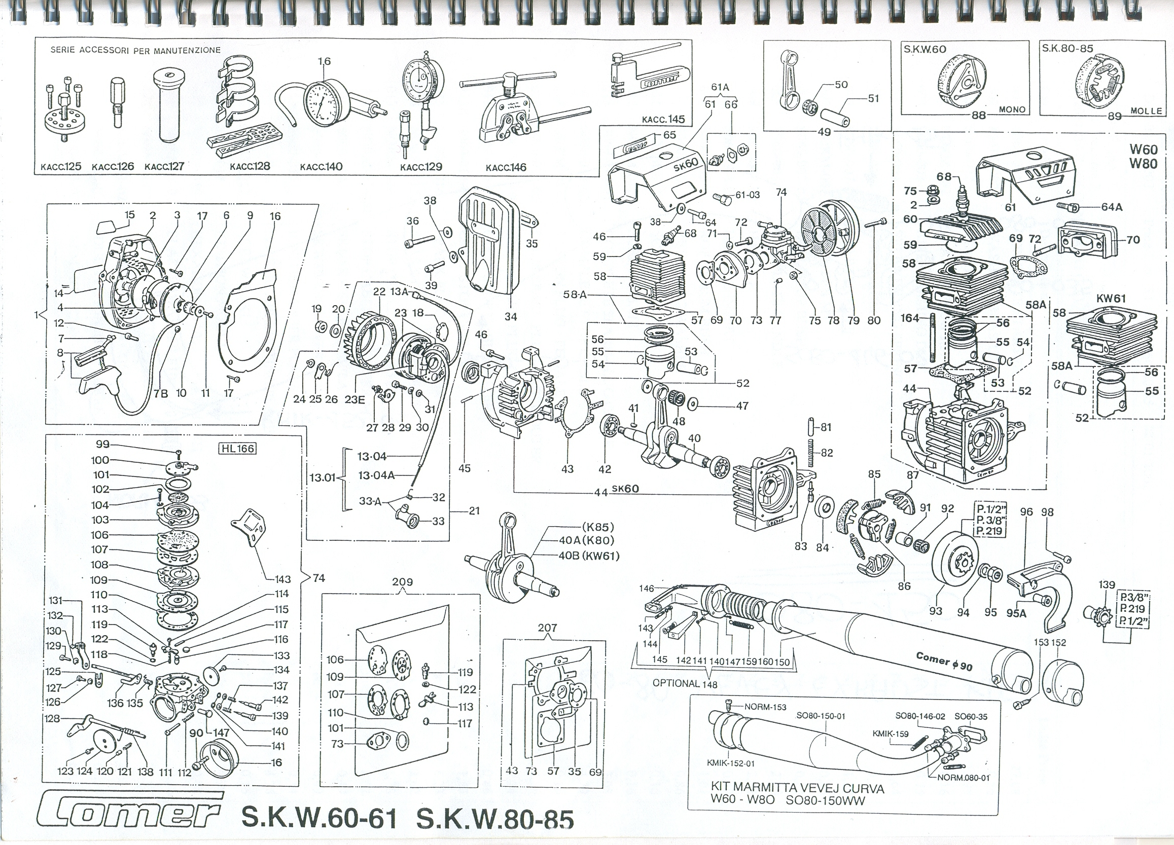 80cc Motor Carburetor Diagram, 80cc, Free Engine Image For