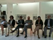 Settimana del Contemporane 2013, conferenza stampa al MIC