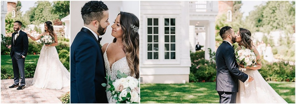 First look at The Ryland Inn Wedding Venue