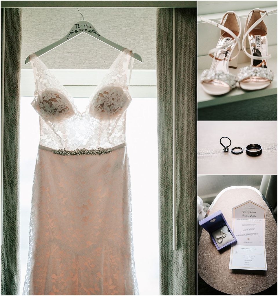 Capturing the lovely bridal details at The Liberty House Wedding venue