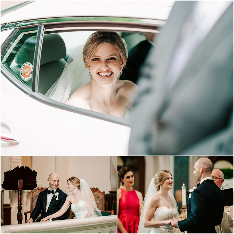 Candid moments at this Trenton Country Club wedding