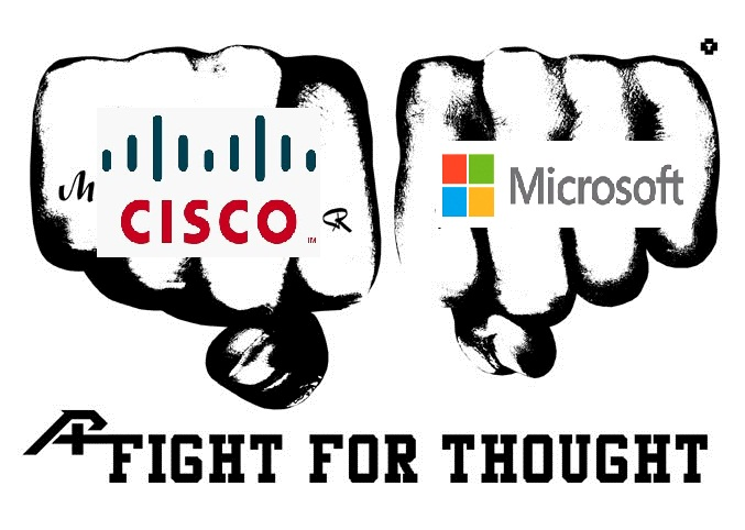 Cisco declares war on Microsoft unified communications