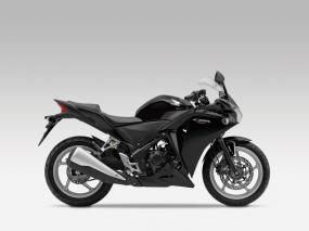 Honda-CBR250R-Black
