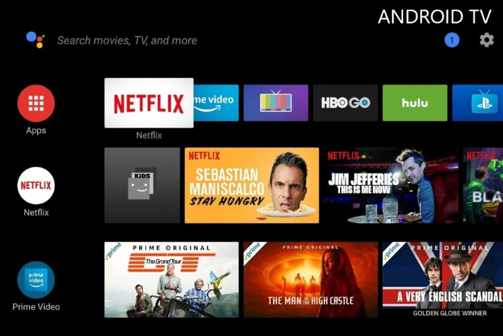 Android TV OS