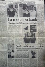 Provincia Pavese anno 1996 - la malizia sotto la veletta a Belgioioso