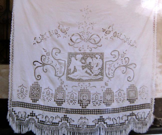 tende antiche di seta  La Camelia Collezioni