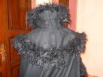 Risorgimento - collo mantella femminile