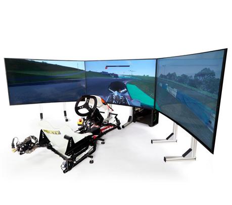 h2 rev img 12 Simulateur de mouvement KartSim Ultimate